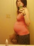 Nana enceinte