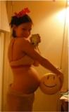 enceinte jeune