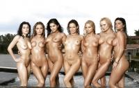 7 déesses vous attendent
