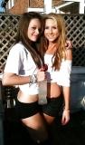 Mes copines chaudasses et gin vodka