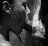 Pipe sous la douche