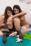 Trois étudiantes en sexologie