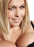 Superbe blonde canon