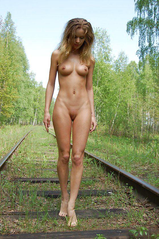 Bombe exhib sur les rails