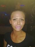 Lèvres artificielles tendues