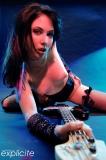 Chokapik la reine du Glam rock