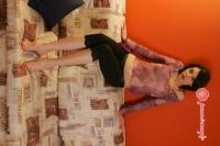 Mon ex pose en pyjama