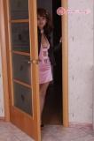 Ma voisine est loin d'être timide...
